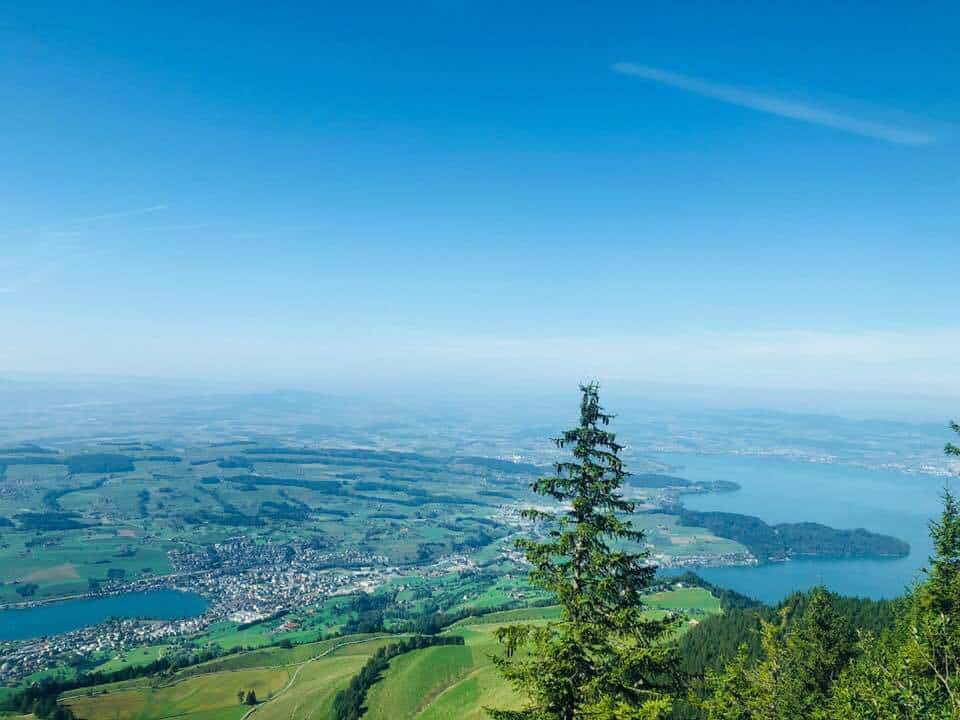 A Day Trip To Mount Rigi