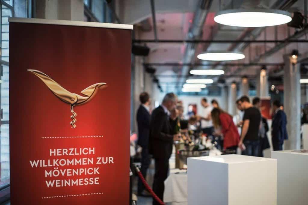 Mövenpick Wine Fair Papiersaal Zurich