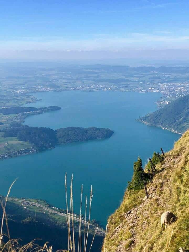 A Day Trip To Mount Rigi