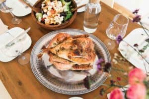 How Thanksgiving In Switzerland Became Far More Than A Meal