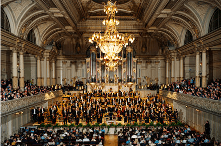 The Tonhalle Zurich