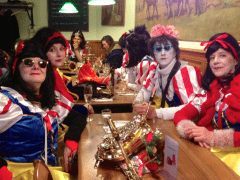 Fasnacht in Zurich and Switzerland ….