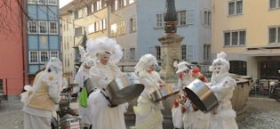 Zuerifasnacht - Carnival Fun in Zurich for All The Family