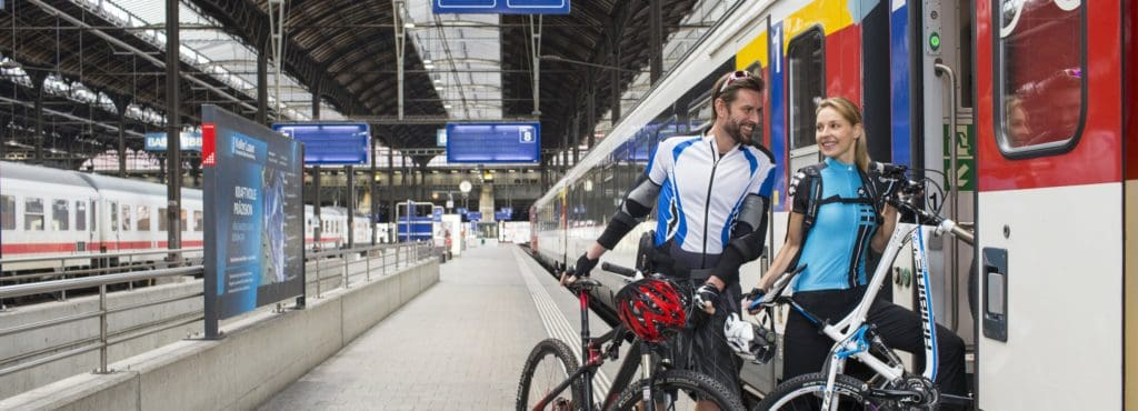 How to take bikes on Swiss Public Transport