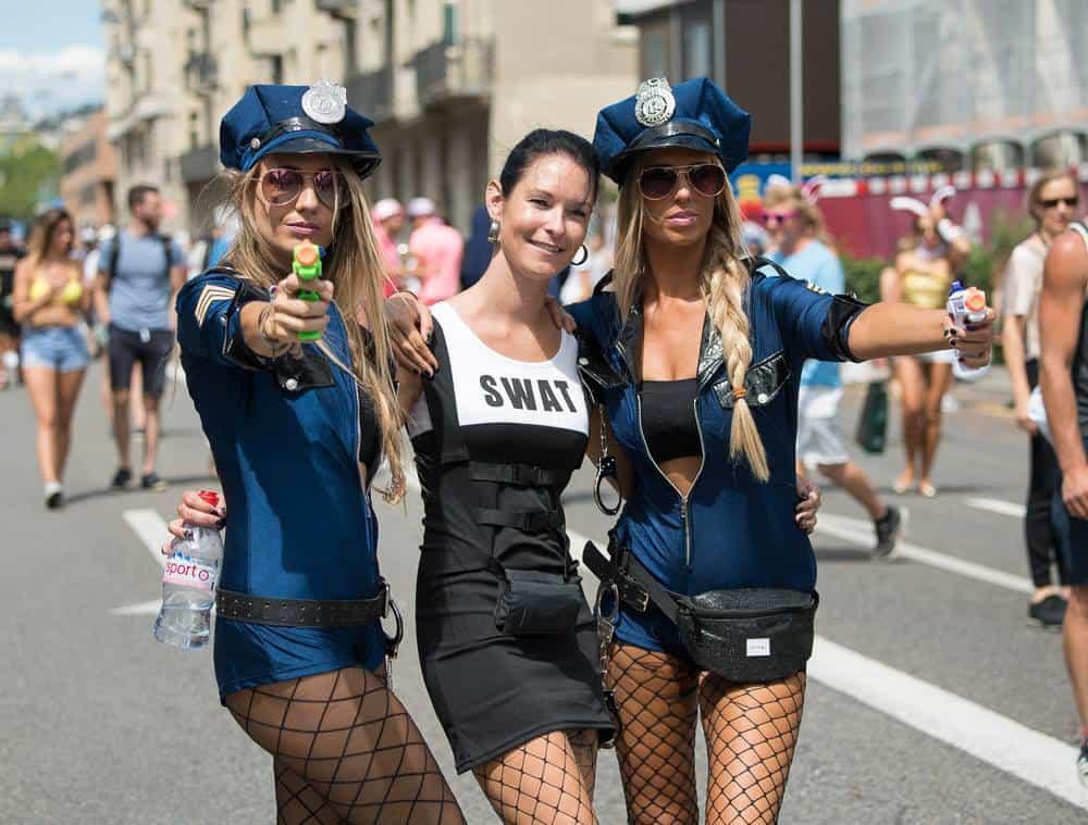 Street Parade 2018
