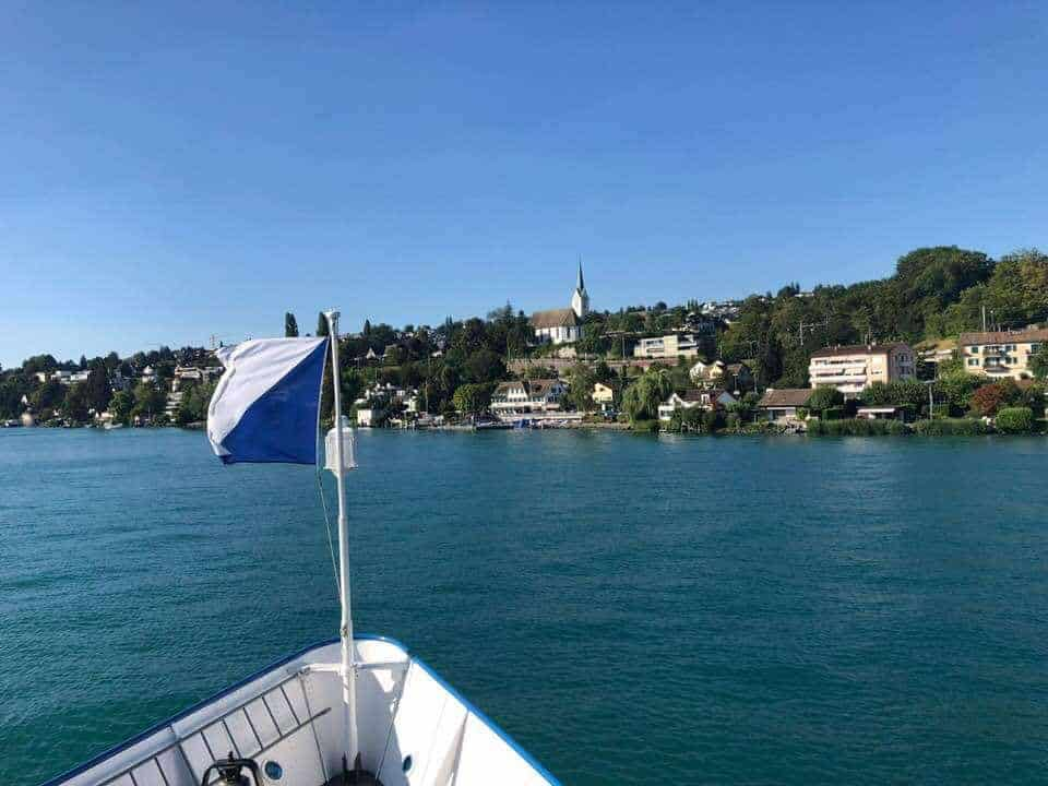 ZSG Boat Cruises on Lake Zurich