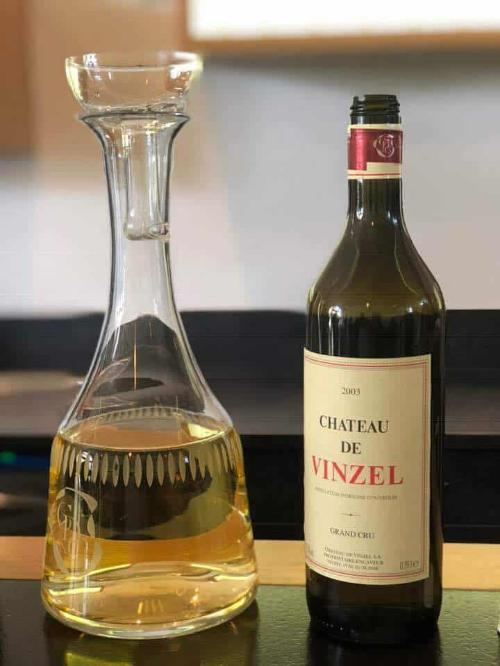 Chateaux Vintzel