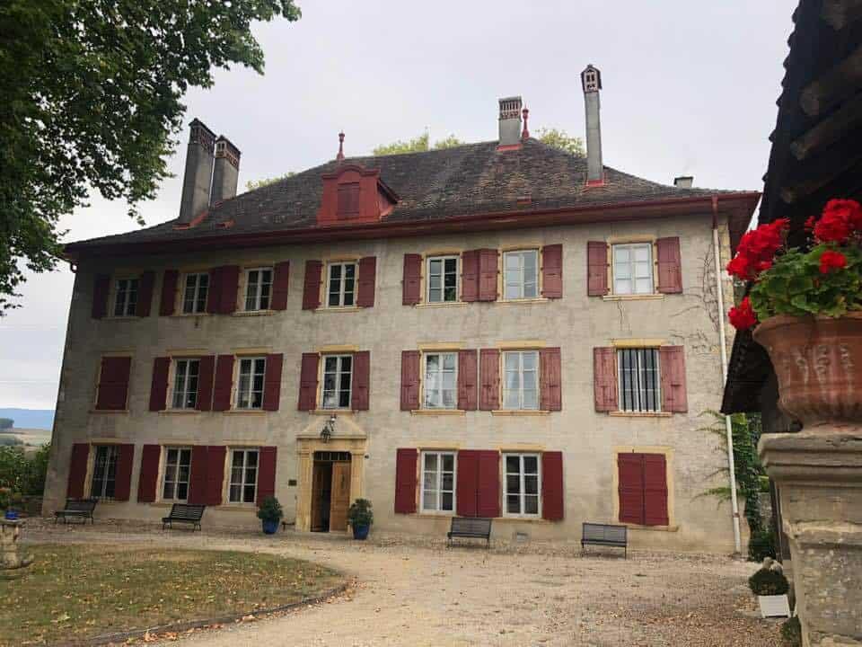 Château D'Éclépens