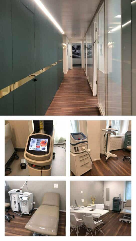 Dermanence Dermatology Clinic Zurich