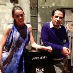 Javier Reyes at Mode Suisse