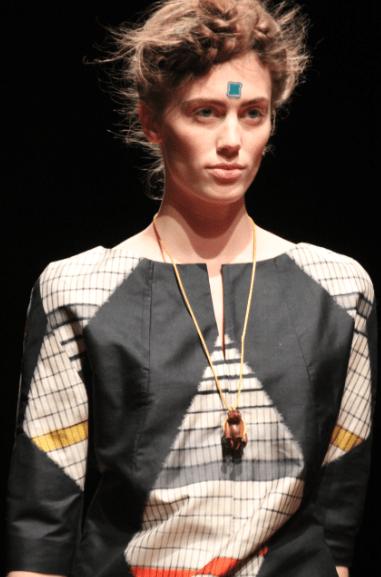 Kazu at Mode Suisse
