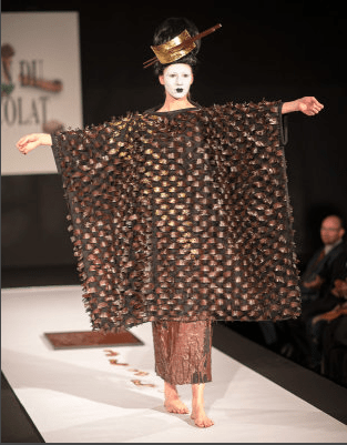 Salon du Chocolat ©Geoff Pegler