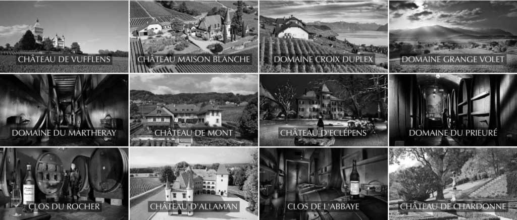 The Clos, Domaines & Châteaux