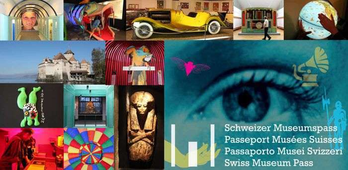 Swiss Museum Pass – access to more than 470 Museums all over Switzerland