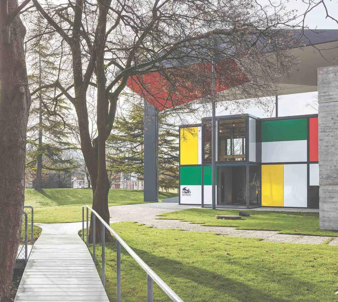 Pavilion Le Corbusier Zurich