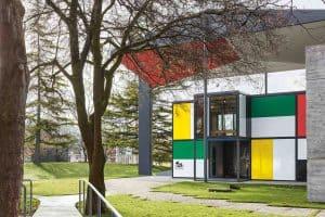 Pavilion Le Corbusier Zurich Switzerland