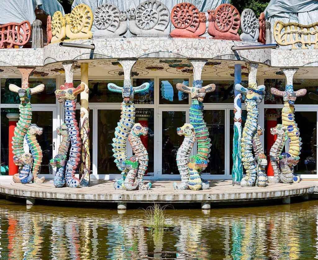 Bruno Weber Sculpture Park Dietikon Zurich