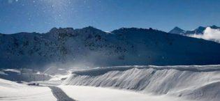 Skiing St Luc - ChandolinVal d'AnniviersSwitzerland