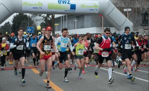 Zurich Marathon 2013 © Geoff Pegler