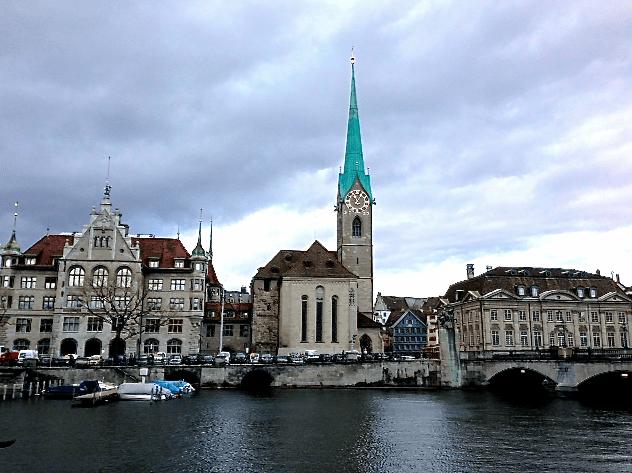 Zurich ©NewInZurich.com