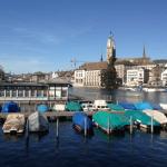 Spring time in Zurich ©NewInZurich