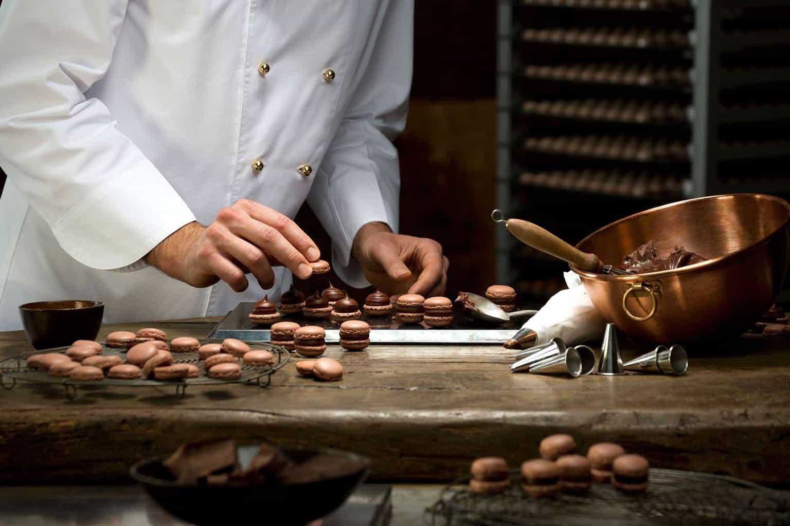 The Luxemburgerli - Zurich's Very Special Macaroon