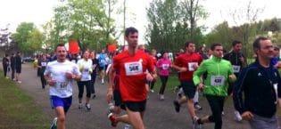 Running in Zurich - The Sola Run Zurich