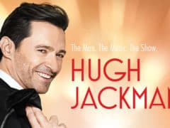 Hugh Jackman Visits Zurich on World Tour