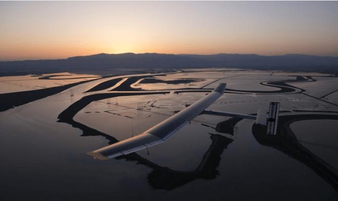 Solar Impulse Moffett to Phoenix take off By Viktoria Dijakovic