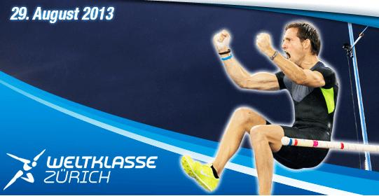 Weltklasse Zurich 2013