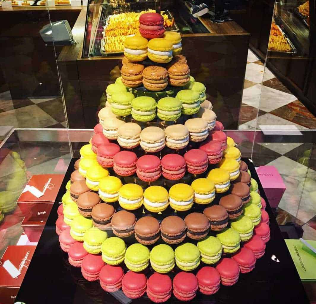 The Luxemburgerli - Zurich's Very Special Macaroon