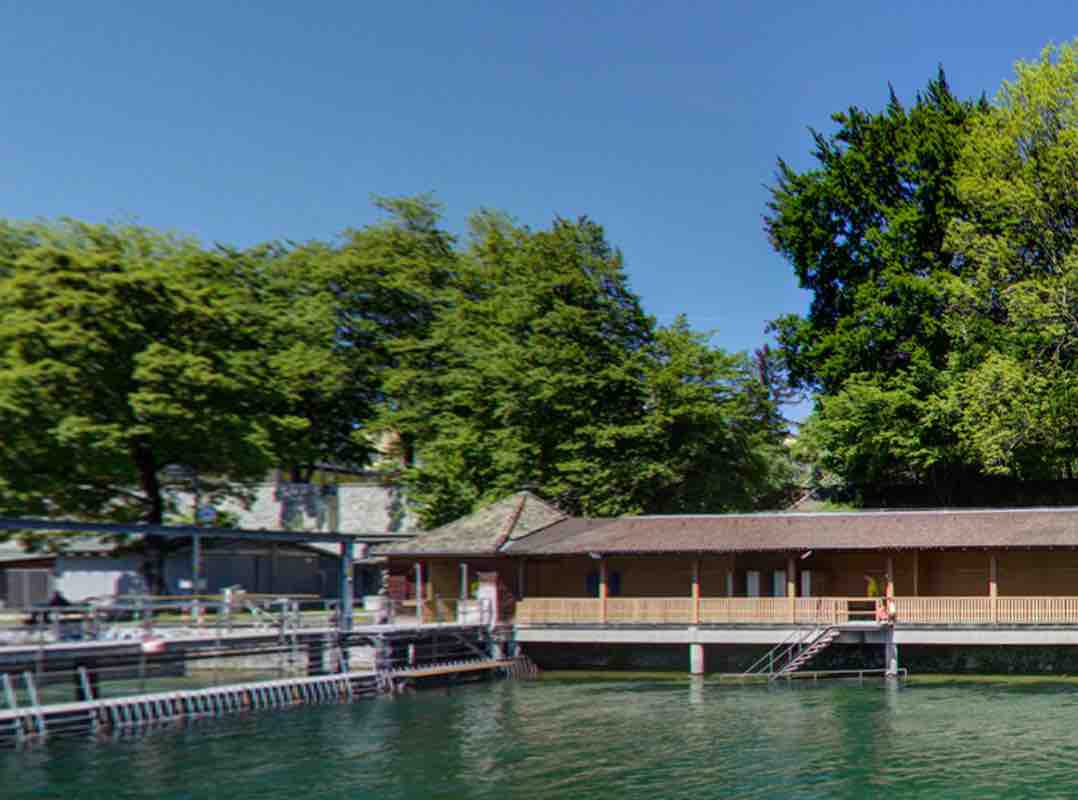 Badi Unterer Letten Zurich