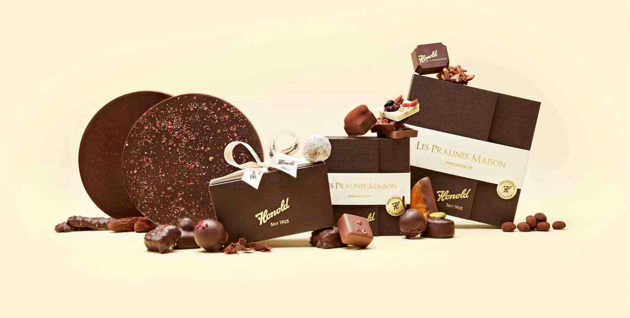 Confiserie Honold Chocolate zurich