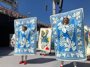 Photos of the Fête Des Vignerons & Top Tips When Visiting