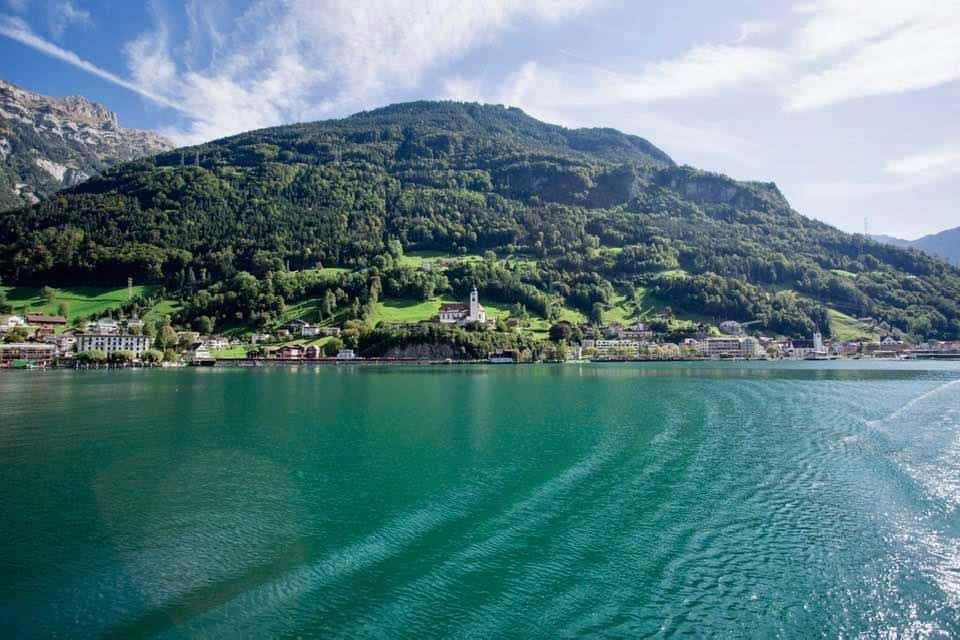 Day Trip On The Gotthard Panorama Express plus boat trip on lake Lucerne