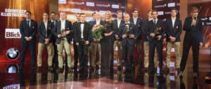 Credit Suisse Sports Awards 2018