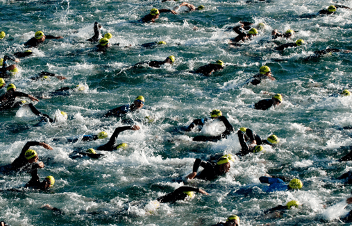 Ironman Zurich 2013