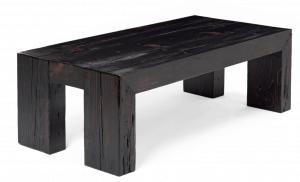 Wooden table by Rob Stoeckel of Noon Woodwork Zurich, Switzerland
