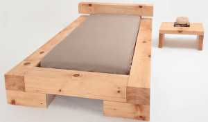 Allergy free bed Design by Rob Stoeckel of Noon Wo
