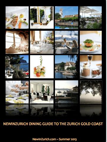 Zurich Dining Guide