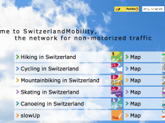 Hiking, Cycling, Walking, Skating, Canoeing in Switzerland – Switzerland Mobility