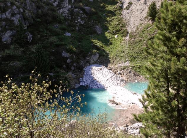 Morteratsch Glacier ©NewInZurich.com