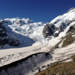 Hiking in Switzerland – a Hike to the Morteratsch Glacier, Pontresina and Overnight Stay in the Boval Mountain Hut