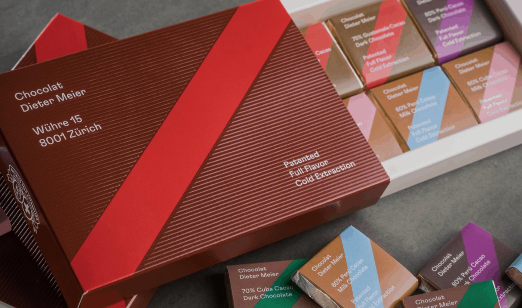 Dieter Meier Chocolate Zurich