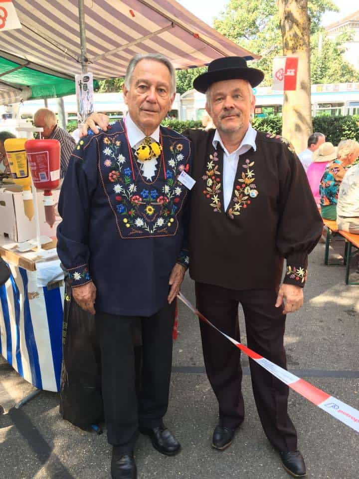 August 1st Zurich