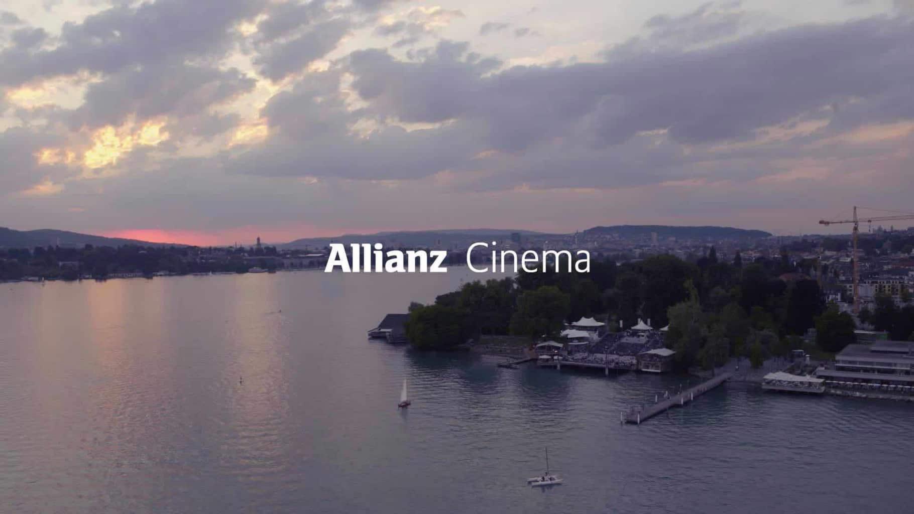 Allianz OpenAir Cinema in Zurich - Film Programme
