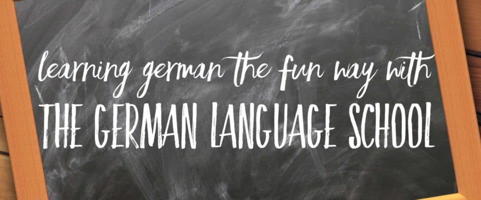 Learning German the Fun Way with The German Language School