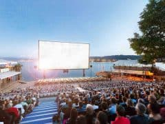 Allianz OpenAir Cinema in Zurich – Film Programme