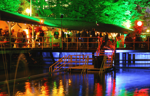 Montagsmarkt monday evening market at rimini swimming pool and weltmarkt in oerlikon - Oerlikon swimming pool ...