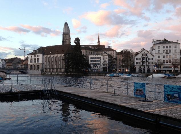Frauenbadi Zurich